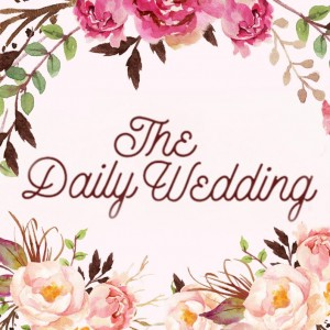 The Daily Wedding Logo