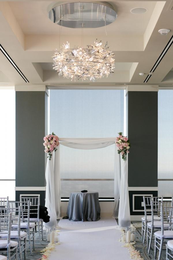 City Club of L.A. wedding