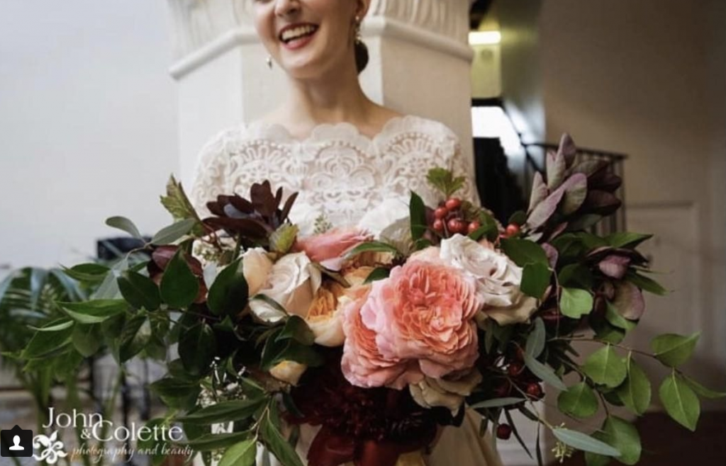 Bouquets by Inessa Nichols Design